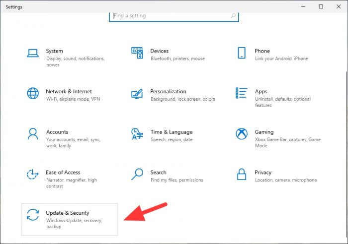 Update Security - How to Disable Windows Update Permanently or Temporarily 17
