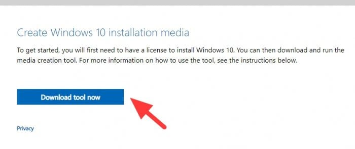 Windows 10 installation media - How to Make Windows 10 Bootable Flash Drive Without 3rd-Party App 7