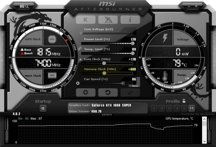 max memory clock - How to Safely Overclock Your GPU for Higher Game FPS 19