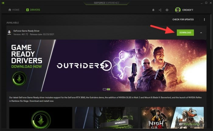 Download driver - How to Update Nvidia Driver for Better Gaming Performance 9