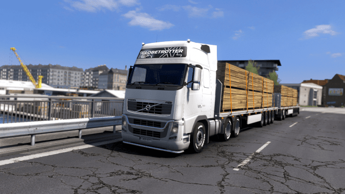 ETS2 Volvo - How to Disable Wind Noise Sound in ETS2 3