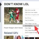How to Save Animated GIFs to Your Computer