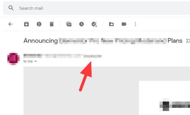 Unsubscribe Gmail - How to Instantly Unsubscribe Unwanted Emails in Gmail 5