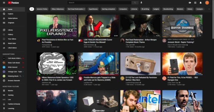 Youtube PC 1 - How to Delete Watched Videos History on Youtube Instantly 5