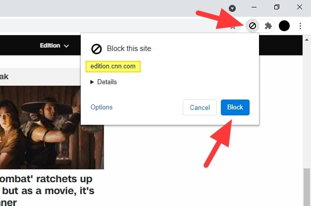 block site - How to Block Certain Websites From Google Search Results 11