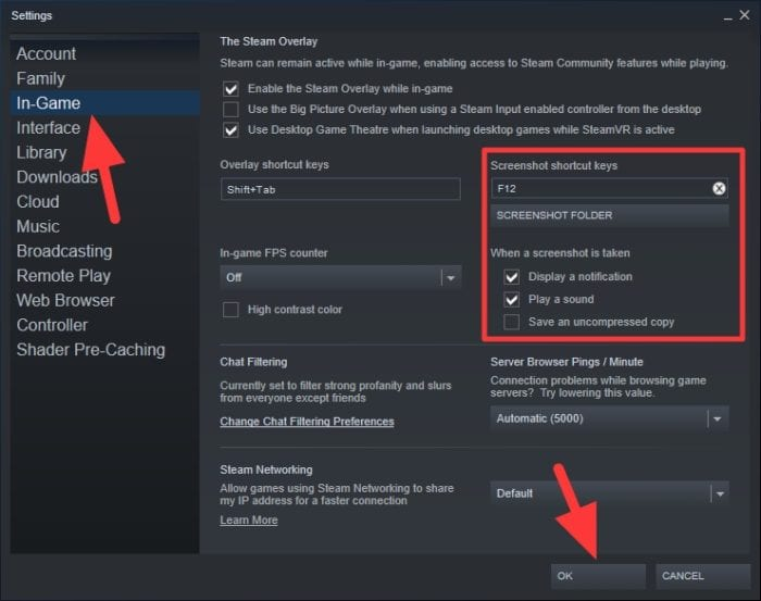 in game screenshot - How to Take Screenshot in Steam Games & Saved Automatically 7