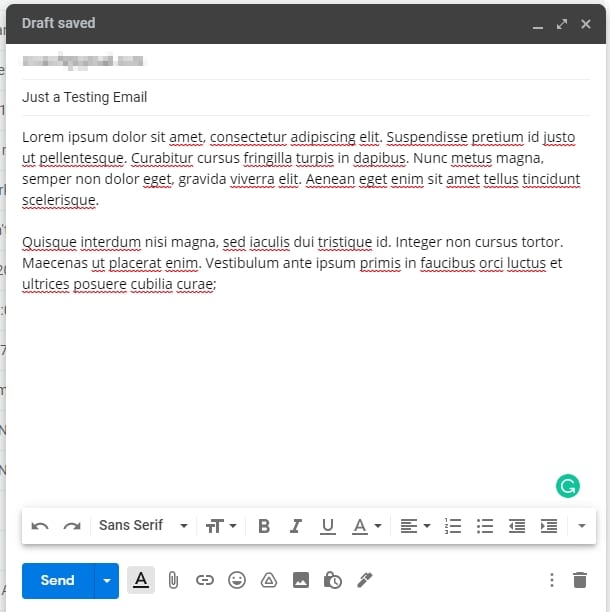 make an email - How to Make a Signature at the End of Emails in Gmail 19