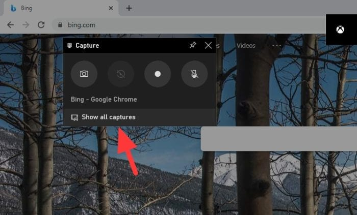 show all captures - How to Record Your PC Screen Without Third-Party Apps 17