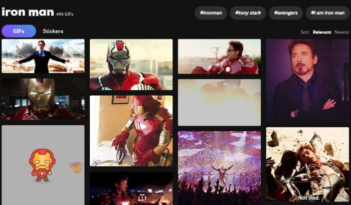 GIF - How to Copy & Paste Animated GIFs from the Internet 3