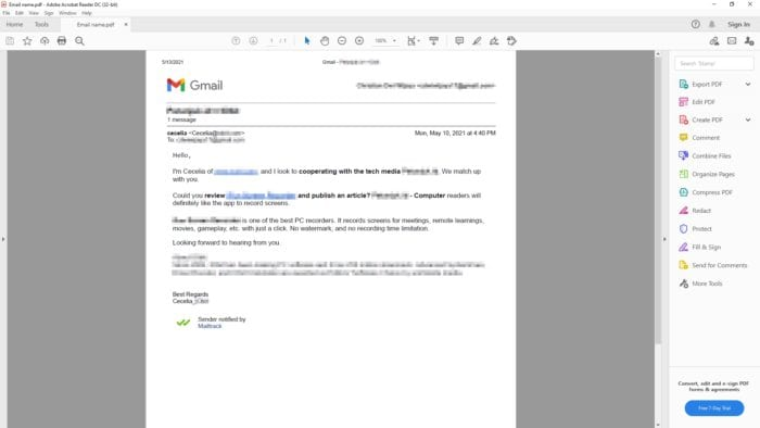 email pdf - How to Download Gmail Messages as PDF to Your Computer 17