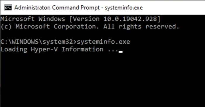 loading systeminfo - How to Accurately Tell How Old Your Computer Is 11
