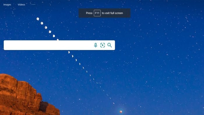 Press F11 - 4 Quick Ways to Exit Full-Screen Mode on Chrome PC 3