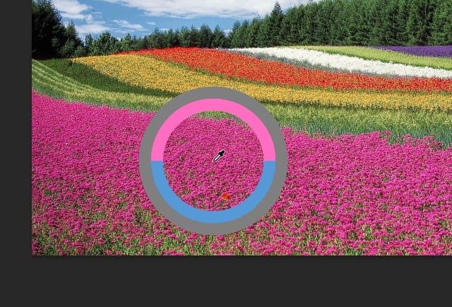 alt click background color - How to Copy a Color from a Picture in Photoshop 3