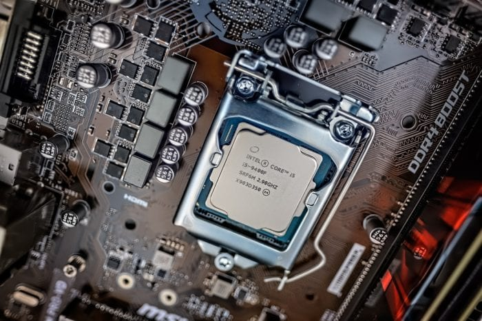CPU Top View - How to Tell What Processor Installed on Your Computer 3