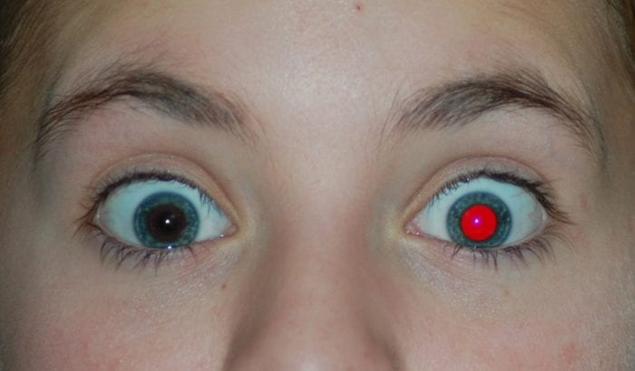 Fix Red Eye Effect Photoshop - How to Fix Red Eyes Effect in Photos with Photoshop 3