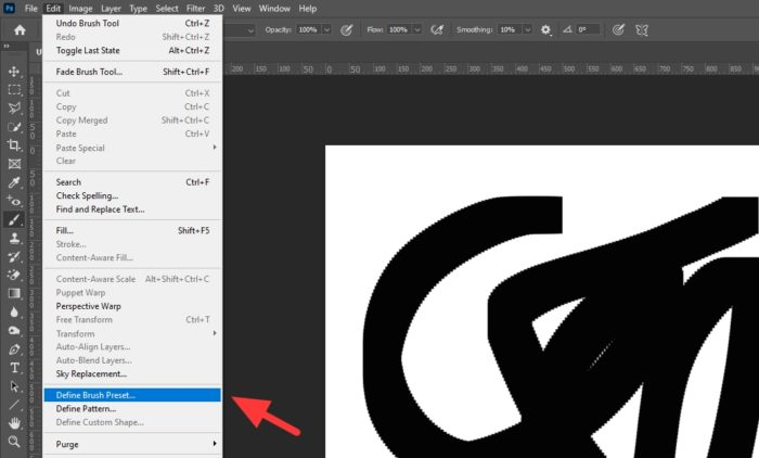 define brush preset - How to Create Your Own Brush in Photoshop 13