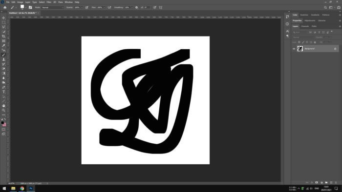 draw brush - How to Create Your Own Brush in Photoshop 11