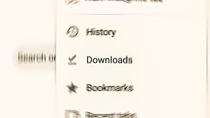 how to cancel download chrome - How to Cancel Downloading Files in Chrome Android 3