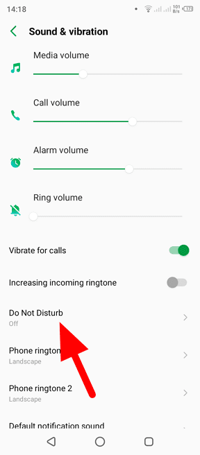 do not disturb - How to Block All Incoming Calls on Your Android Phone 7