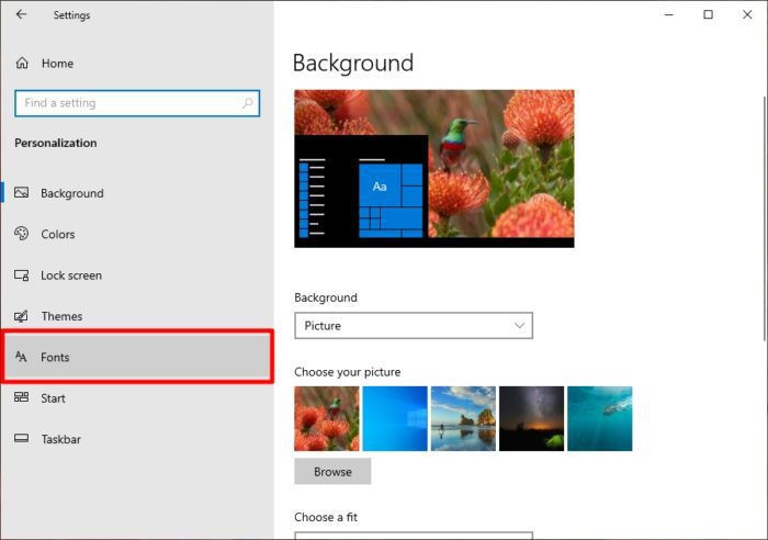 fonts - How to Add Multiple New Fonts to Windows 10 in an Instant 9