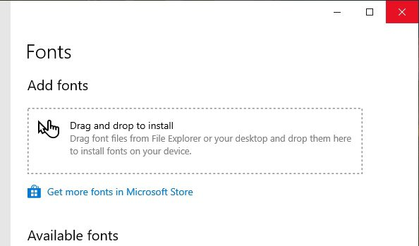 how to install new fonts windows 10 - How to Add Multiple New Fonts to Windows 10 in an Instant 6