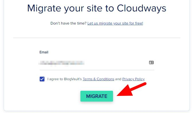 migrate - How to Easily Migrate Your WordPress Website to Cloudways 21