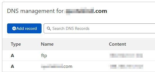 pointing id to new server - How to Easily Migrate Your WordPress Website to Cloudways 31