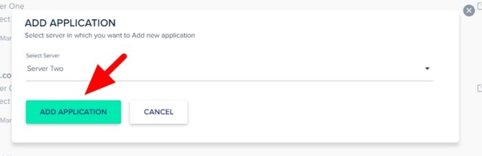 select servre - How to Easily Migrate Your WordPress Website to Cloudways 9