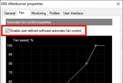 enable user defined software automatic fan control - How to Control GPU Fan Speed for NVIDIA & AMD 7