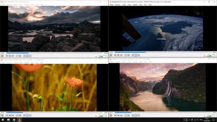 vlc windows - How to Play Multiple Video Windows with VLC Media Player 13