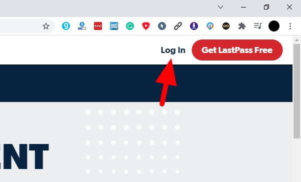 log in lastpass - How to Export Saved Passwords from Your LastPass Account 21