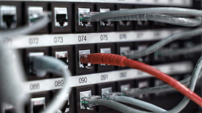 red ethernet cable - How to Block a Windows Program from Accessing the Internet 4