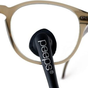 Double Sided Eyeglass Cleaner