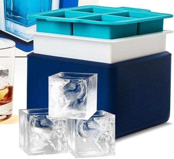 Clear Ice Cube Maker
