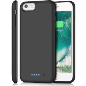 8500mAh Extra Battery Case for iPhone