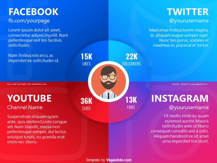Social Media Introduction PowerPoint Template