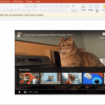 How to Add YouTube Videos on Powerpoint on Mac OS