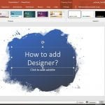 How to Enable Powerpoint Designer and Why You Should Know About This